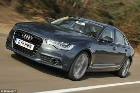 What s the best used executive car Jaguar vs BMW Audi and