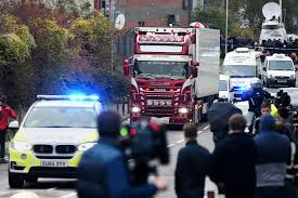 100 Worst Trucking Companies To Work For 39 Bodies Found In Truck Are Likely Chinese UK Police Say