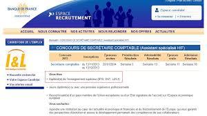 concours banque de concours secretaire comptable 2014