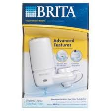 Brita Faucet Replacement Filter Chrome by Brita Ff 100 Faucet Filter And Other Brita Faucet Water Filters