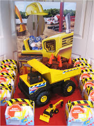 100 Tonka Truck Birthday Party Dump Decorations Dump Cake Construction