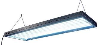sun blaze 6500k fluorescent grow light fixture review