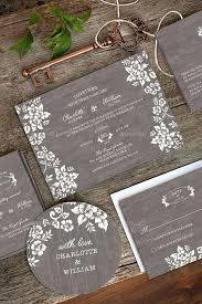 Wedding Invitations On A Budget 2329 In Addition To Rustic