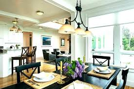 Kitchen Dining Room Lighting Light Fixtures Traditional Ideas Pictures