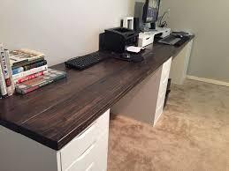 best 25 long desk ideas on pinterest basement office cheap