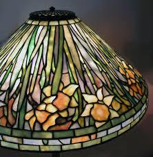 Mica Lamp Shade Company by Daffodil A Louis Comfort Tiffany U0026 Co Cir 1901 Tif987