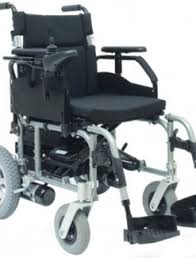 Shoprider Venice Power Chair by Low Maintenance Portable Power Wheelchairs Mobility Sales