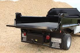 Dump Truck High Lift Tailgate Kits