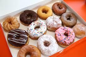 Dunkin Donuts Pumpkin Muffin 2017 by 14 Best Donut Shops In Los Angeles Cbs Los Angeles