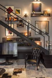 100 Loft 44 Perfect Merger Between Art And Design Contemporary Apartment In