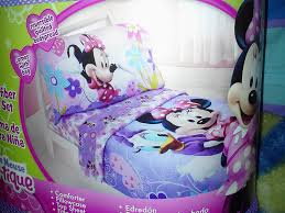 Tinkerbell Toddler Bedding by Minnie Mouse Toddler Bed Vnproweb Decoration