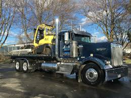 100 Flatbed Tow Truck For Sale By Owner Kenworth Custom W900L Rollback Everything SMachinesEtc