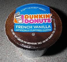 Dunkin Pumpkin Spice K Cups by Review Dunkin Donuts French Vanilla K Cups For Keurig Brewers