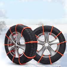 100 Trucks In Snow Amazoncom Demw Tire Chains Chains For CarSUVATV