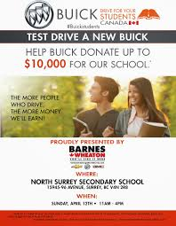 Barnes Wheaton GM Blog: North Surrey Secondary School Test Drive Event Feel Good Fitness Personal Traing South Surrey Barnes Wheaton Gm A Delta And White Rock Chevrolet Home Facebook North Bodyshop Youtube Rewards Program Blog Autogroup The Barnesified Food Bank Drive 2011 Cruze Ltz Walk Around Video In Is A Buick Gmc Buy Parts