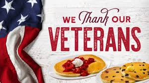 Veterans Day Freebies 2019: Free Meals, Food, Deals And ...