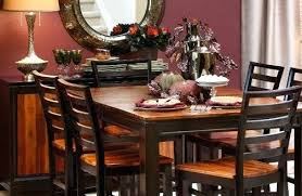 Furniture Row Dining Tables Dining Group Modern Dining Room Oak