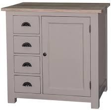 casa padrino landhausstil küchenschrank grau naturfarben 92 x 65 x h 90 cm küchen unterschrank mit tür und 4 schubladen barockgroßhandel de
