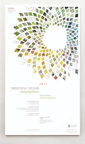 Graphic Design Student Show And Designing Green Competition Promotion