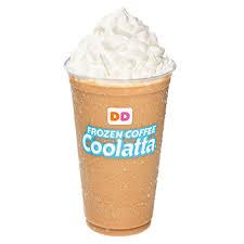 Large Pumpkin Iced Coffee Dunkin Donuts by Frozen Coffee Coolatta Dunkin U0027 Donuts Mocha Flavor Yummy Food