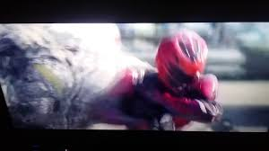 Power Ranger 2017 Red Jason Scott Saves His Dad Subcribe For More