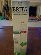 Brita Under Sink Water Filter by Brita Redi Twist Replacement Water Filter Usf 201 B5 Ebay