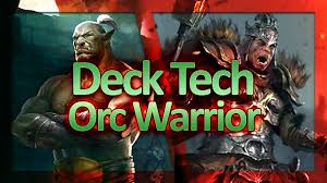 Top Decks Hearthstone September 2017 by Video Deck Tech Cvh U0027s Top 5 Orc Warrior U2013 Between The Lanes