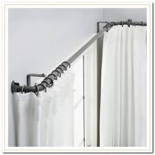 Umbra Double Curtain Rod Bracket by Umbra Double Curtain Rods Curtain Curtain Image Gallery