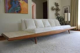 mid century adrian pearsall sofa for craft associates furniture