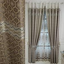 de sqdjjcl luxus gardinen wohnzimmer schlafzimmer