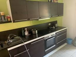 einbauküche höffner nolte design mit geräten