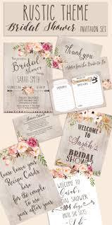 Brilliant Decoration Rustic Wedding Shower Ideas Redoubtable Best 25 Bridal Invitations On Pinterest