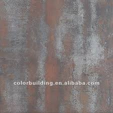 Red Rust Metal Look Tile Accent Tile Decorative Metal Tile