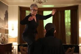 Halloween Jamie Lee Curtis Age by Jamie Lee Curtis News Pictures And More Tvguide Com