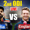 Live Cricket Score IND vs ENG 2nd ODI Updates: Ton-up Bairstow ...