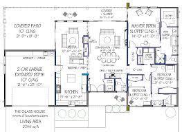 104 Contemporary Modern Floor Plans Ultra House Plan House 36228