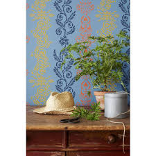 Brewster Blue Ornate Stripe Wallpaper | Striped Wallpaper ... Graham Brown 56 Sq Ft Brick Red Wallpaper57146 The Home Depot Wallpaper Canada Grey And Ochre Radiance Removable Wallpaper33285 Kenneth James Eternity Coral Geometric Sample2671 Mural Trends Birds Of A Feather Stunning Pattern For Bathroom Laura Ashley Vinyl Anaglypta Deco Paradiso Paintable Luxury Wallpaperrd576 Gray Innonce Wallpaper33274 Brewster Blue Ornate Stripe Striped Wallpaper Shower Tub Tile Ideasbathtub Ideas See Mosaic