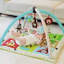 Developmental Benefits of Using a Baby Play Mat