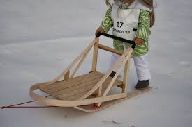 Arts And Crafts For Your American Girl Doll: Dog Sled For ...