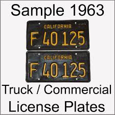 California YOM Info For 1963 1964 1965 1966 1967 1968 1969 ... Dmv Classic Vehicle Plate Beef Farmer Car Tag License Plates Cattlemen Truck Tag Deck Plates 1963 Idaho License Brandywine General Store 1974 Wyoming Alberta 1933 Bclass Commercial Truck Plates With Origi Flickr More The Auto Blonde Car Tahiti Fileillinois B Platejpg Wikimedia Commons Just Married Printed In Rear Window Of Yellow Pickup Truck With Luv Custom Vanity 2018 Jeep Wrangler Forums Jl Jt
