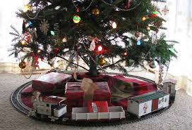 Christmas Tree Train Up
