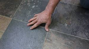 Tiling A Bathroom Floor Over Linoleum by Installing Tile Over Vinyl Flooring On Wood Or Concrete Subfloors