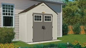 Keter Manor Resin Shed 4 X 6 by Quality Plastic Sheds Low Maintenance Storage Solutions Part 8