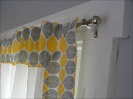 Yellow And Gray Kitchen Curtains by Yellow Kitchen Curtains Saffroniabaldwin Com