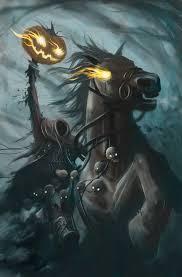 The Haunted Pumpkin Of Sleepy Hollow Soundtrack by Headless Horseman Picture Headless Horseman By Srdunko On