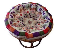 Double Papasan Chair Base by Floor Rattan Papasan Chair Frame Rattan Creativity Quality