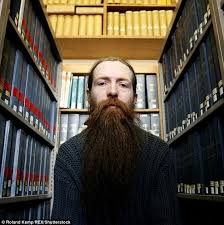 British scientist Dr Aubrey de Grey claims the human body can be