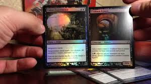 mtg pack rat and underworld connections russian foil youtube