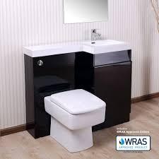 L Shaped Bathroom Vanity Ideas by Black Bathroom Vanity Units Decoration Home Interior
