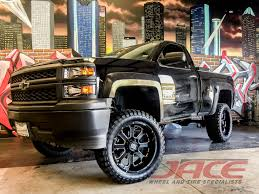 100 Truck Rims And Tires Packages JACE Auto Houstons Latest Wheel And Tire Specialists